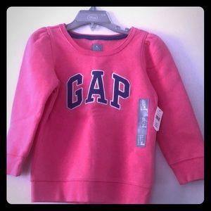 Toddler girl sweatshirt